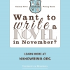 NaNoWriMo (National Novel Writing Month) – Good or Bad Idea?