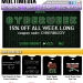 Buzzy Multimedia Cybermonday – Cyberweek Coupon!