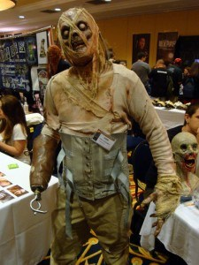 horrorfind, horror convention costumes