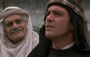 Ibn, aka Antonio Banderas from the 13th Warrior