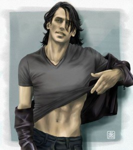 dresden files, thomas raith, hottest fictional characters