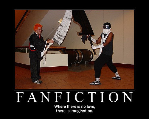 The Many Types of Fanfiction: Where you have the last word