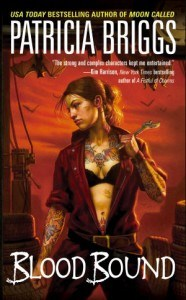 blood bound, mercy thompson series book 2 review