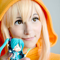 hezachan, cosplay, anime