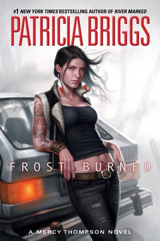 frost burned, mercy thompson series