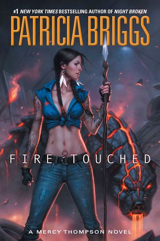 mercy thompson book 9, fire touched