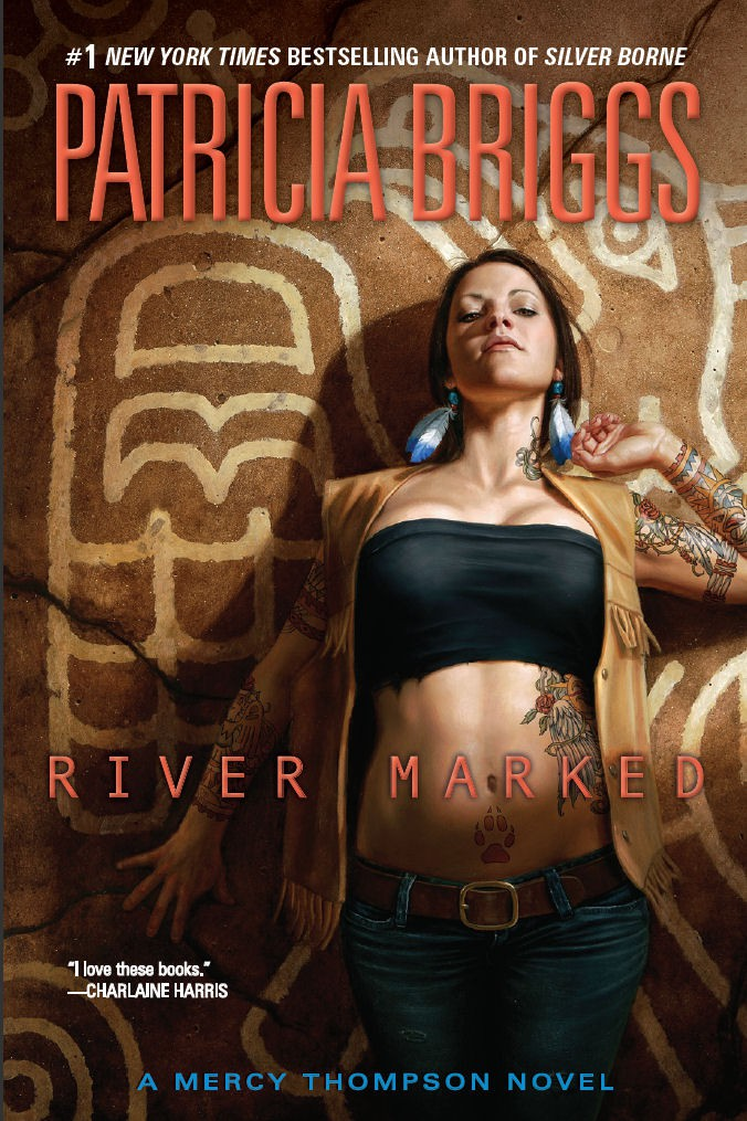 mercy thompson book 6, patricia briggs, river marked
