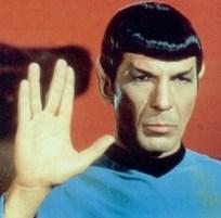 Star Trek, Spock, Vulcan Hand Salute, Trekkie, Trekker