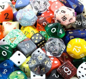 dice, gaming dice, gaming accessories