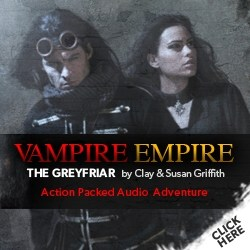 The Greyfriar Audio Book