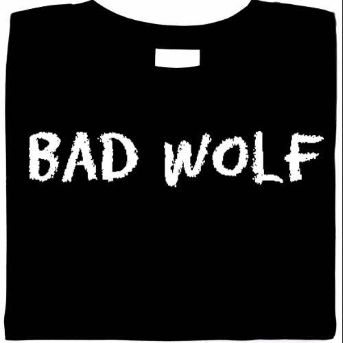 doctor who, bad wolf shirt