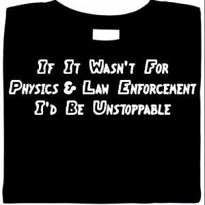 Physics & Law Enforcement