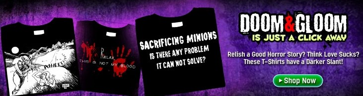 funny horror shirts