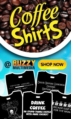 coffee shirts, funny coffee tees, shirts for coffee shops