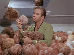 Star Trek, Tribbles