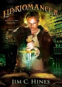 Libriomancer, book review, jim c. hines