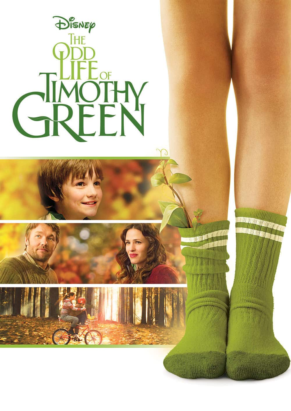 The Odd Life of Timothy Green – Movie Review