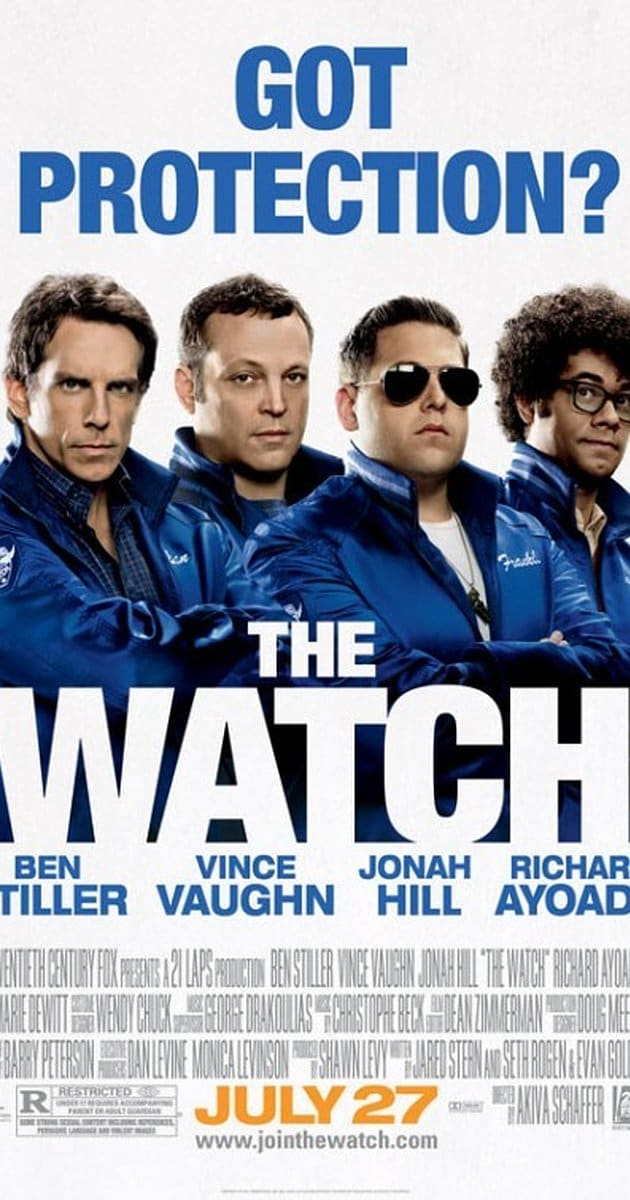 The Watch Movie Review