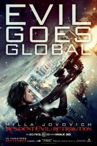 Resident Evil Retribution Movie Review