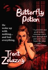 Butterfly Potion, book review, Trent Zelazny