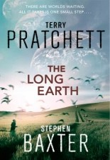 The Long Earth, Terry Pratchett, sci fi book review