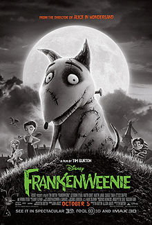 Frankenweenie Movie Review