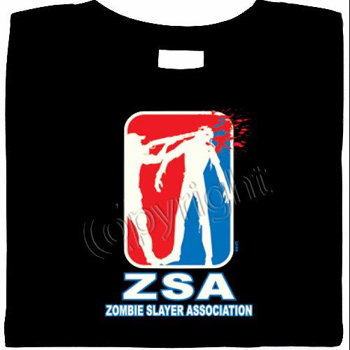 zomie t-shirts