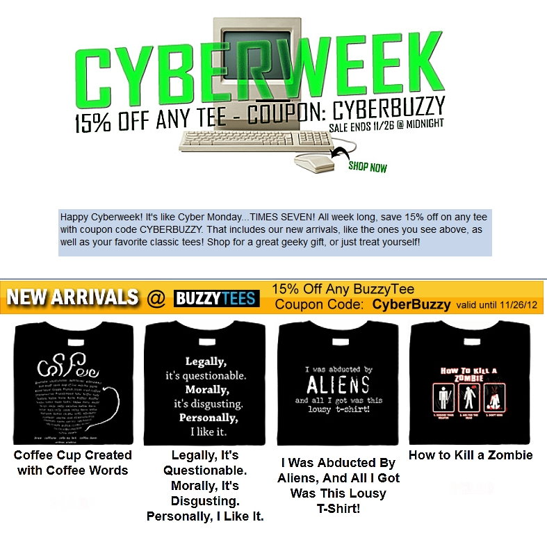 cybermonday sales event
