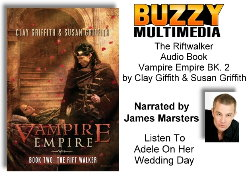 vampire audio book
