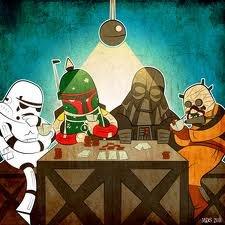 sci-fi card games