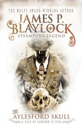 The Aylesford Skull, book review, james blaylock