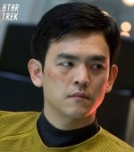 john cho, star trek