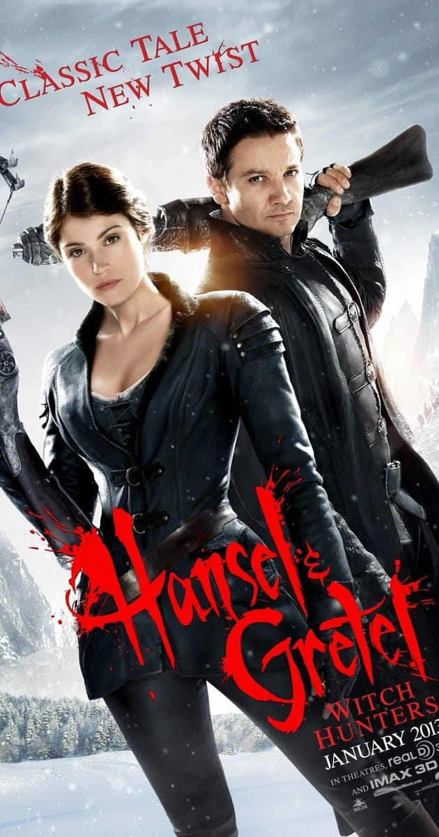 Hansel and Gretel: Witch Hunters - Movie Review
