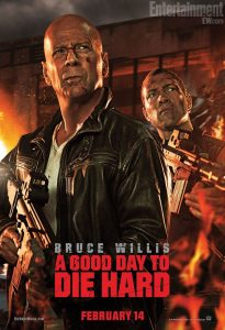 Good Day To Die Hard Movie Review