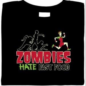 zombie shirts