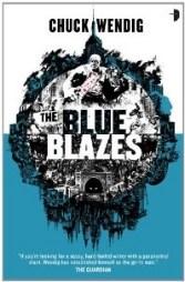 The Blue Blazes Book Cover