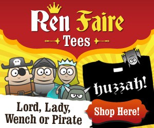 Ren Faire T-Shirts