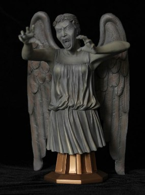 weeping angel statue gift