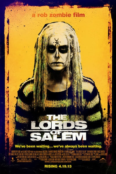 Lords of Salem Movie Review