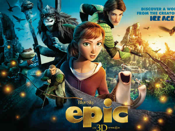Epic - Movie Review