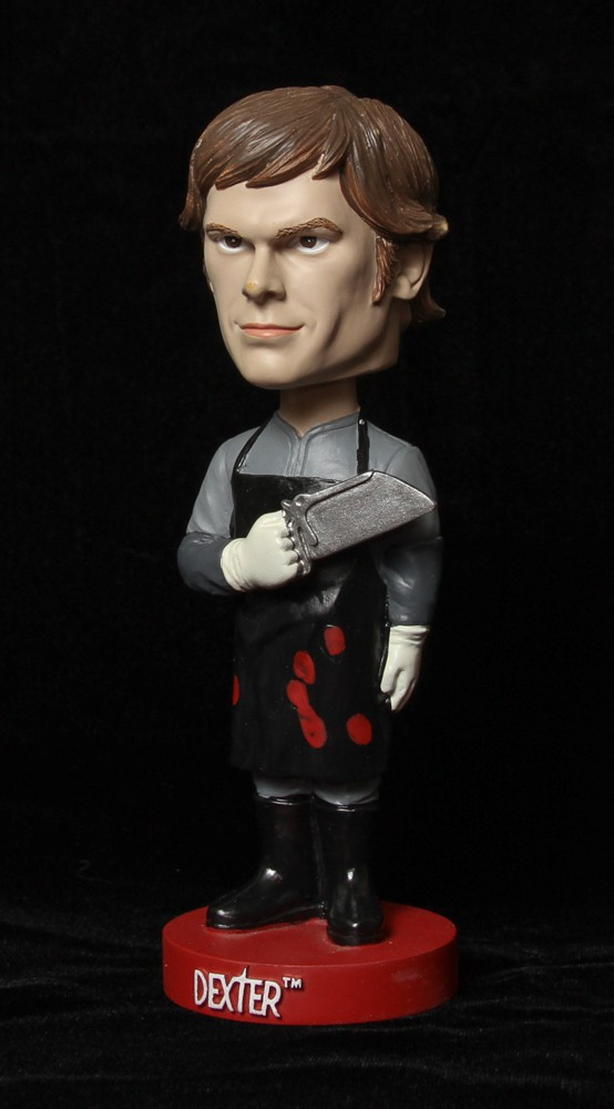 Dexter Bobble Head Review