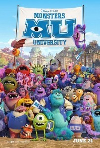 Monsters University, Movie Review, Monsters University Movie Review