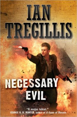Necessary Evil Book Review
