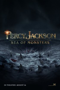 Percy Jackson Sea of Monsters Movie Review
