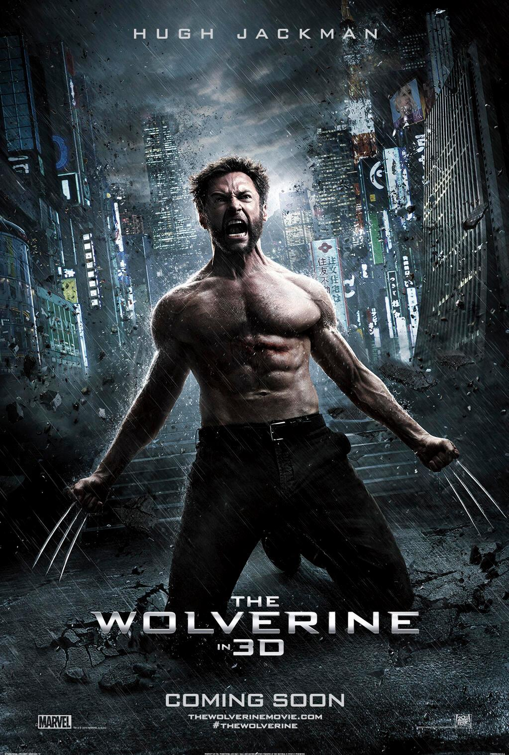 The Wolverine - Movie Review