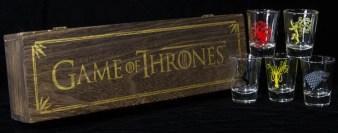 Game of Thrones Short Glasses