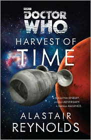 doctor who Harvest of Time Alastair Reynolds book review