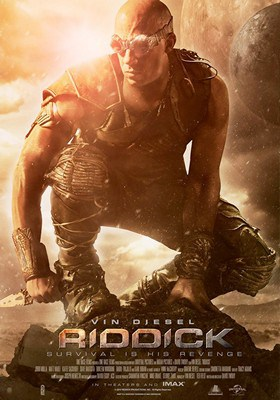 Riddick - Movie Review