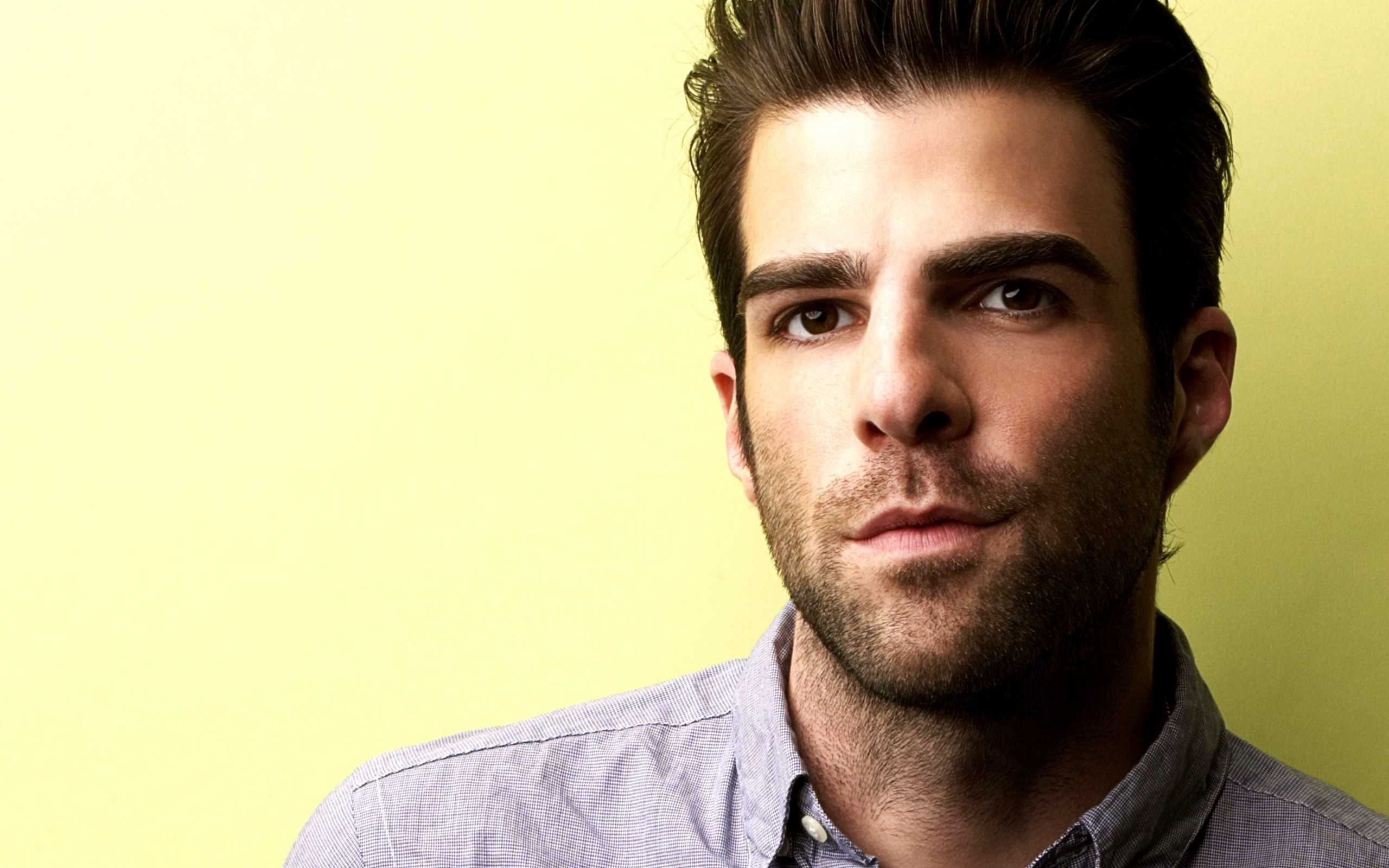 Zachary Quinto - EXCLUSIVE INTERVIEW