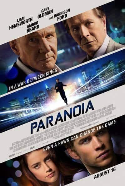 Paranoia - Movie Review
